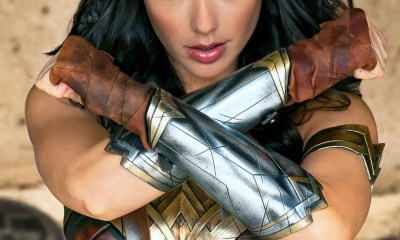 Gal Ggadot as Wonder Woman