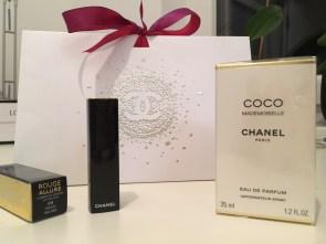 foto: darila, ki smo jih prejele vse udeleženke zabave