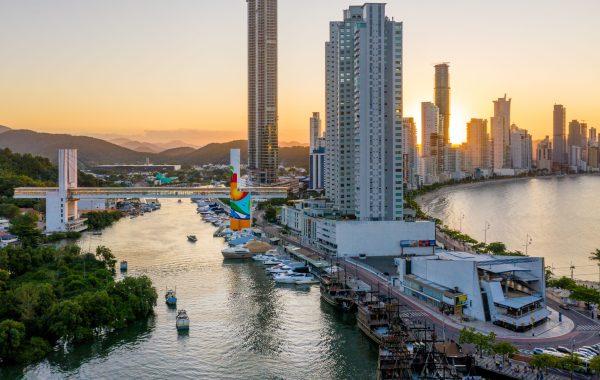 Passarela da Barra - Créditos BC Convention, Rodrigo Luft