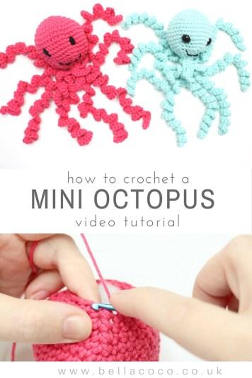 Mini Octopus Cal