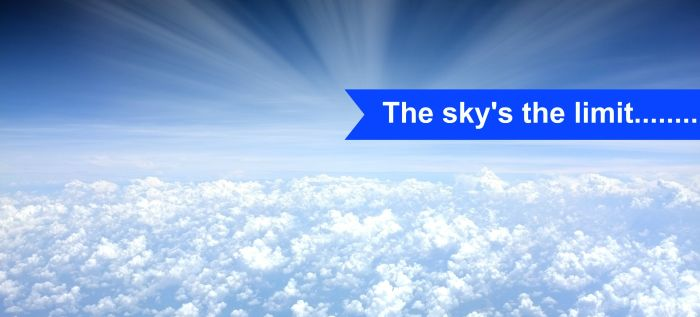 The sky is the limit to leveraging and networking to grow your biz!