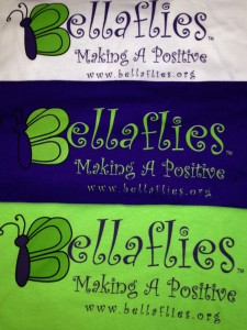 Bellaflies T-shirt FRONT