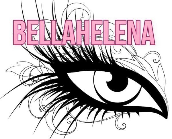 Ripsipidennykset Kauneushoitola BellaHelenasta