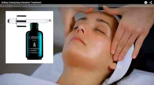 Kauneushoitola BellaHelena Oulu Sothys Energizing Intensive Treatment with product