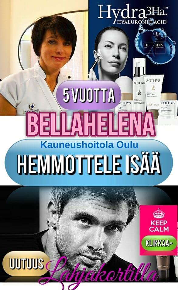 BellaHelena Isänpäivä Kaleva Interstitiaali Uusi 2015