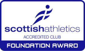 2012 Scottish Athletics Foundation Award