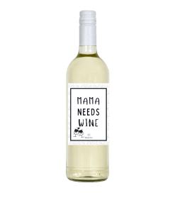 Wijn Wijn etiket Mama Needs wijn Ben jij op zoek naar een leuk cadeautje voor een Mama ? Geef deze gepersonaliseerde wijn cadeau Ook te bestellen als alleen een etiket, zodat je zelf een wijntje uit zoeken kan.