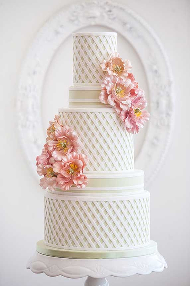 Wedding Cakes  What will your wedding cake look like in 2015     Wedding Cakes  Here are some wedding cake inspiration ideas for your wedding  and trends we have seen lately  What will your wedding cake look like in  2015