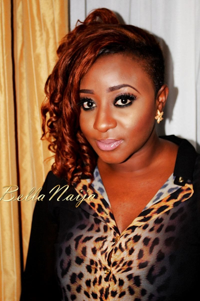 BN Exclusive Nollywood Star Ini Edo Hosted In London
