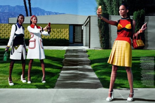 Malaika Firth for W Magazine - BellaNaija - February 2014002