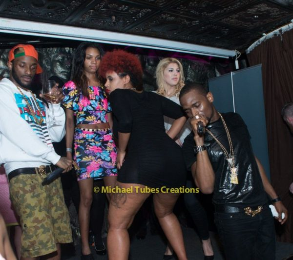 D'banj's Bother You Launch Party in London - April 2014 - BellaNaija - 067