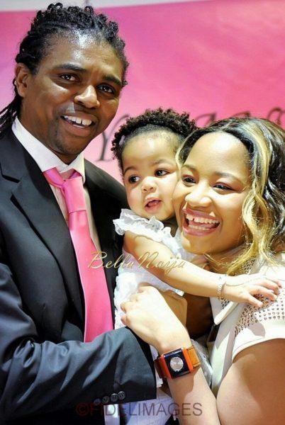 Kanu Nwankwo's Daughter's Christening - April 2014 - BellaNaija - 021