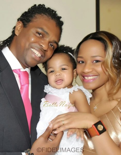 Kanu Nwankwo's Daughter's Christening - April 2014 - BellaNaija - 029