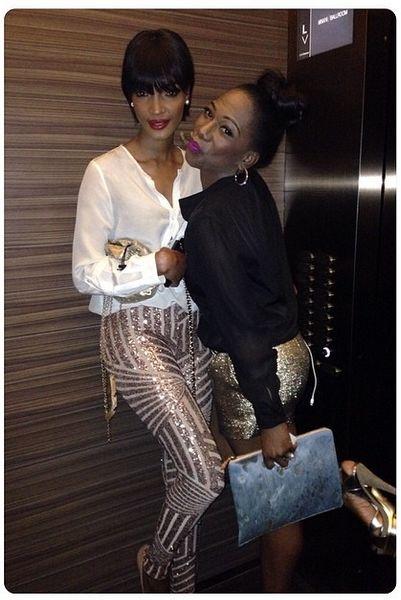 Millen Magese & Remi Fagbohun