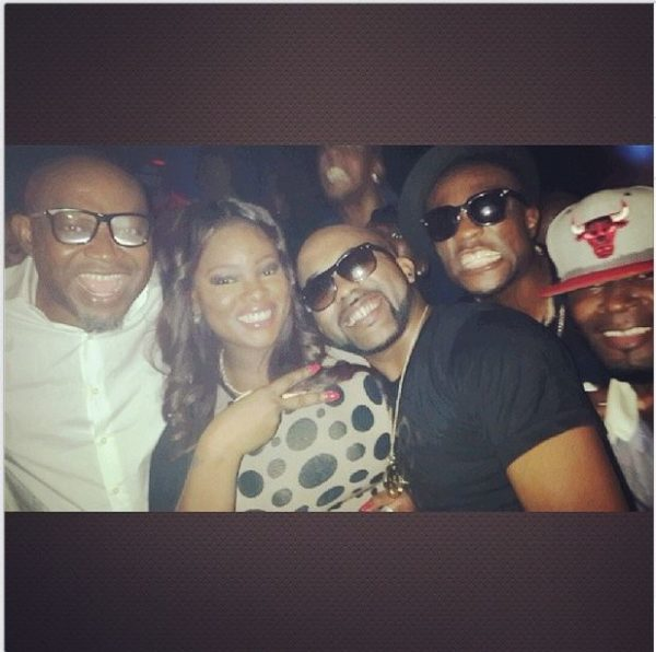 Paul O, Toolz, Banky W & Tee Billz