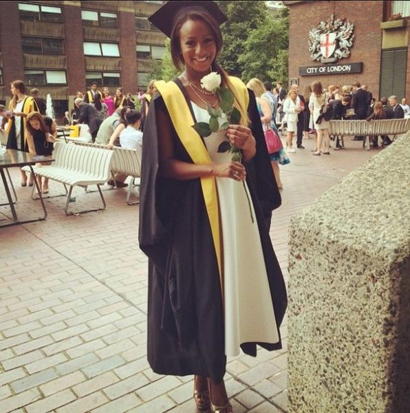 Image result for dj cuppy graduation