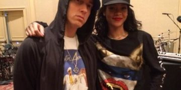 Eminem's Publicist Has This To Say About That Leaked Verse on Chris Brown & Rihanna