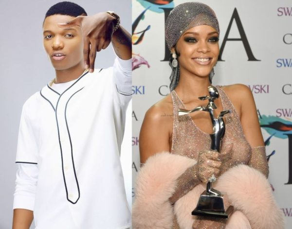 Wizkid & Rihanna - BN Music - July 2014 - BellaNaija.com 01