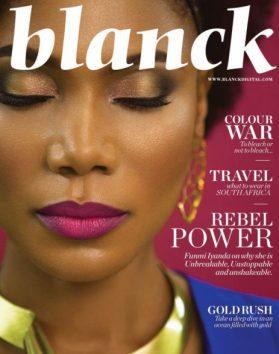 Blanck Digital Issue 3 - Bellanaija - August2014003