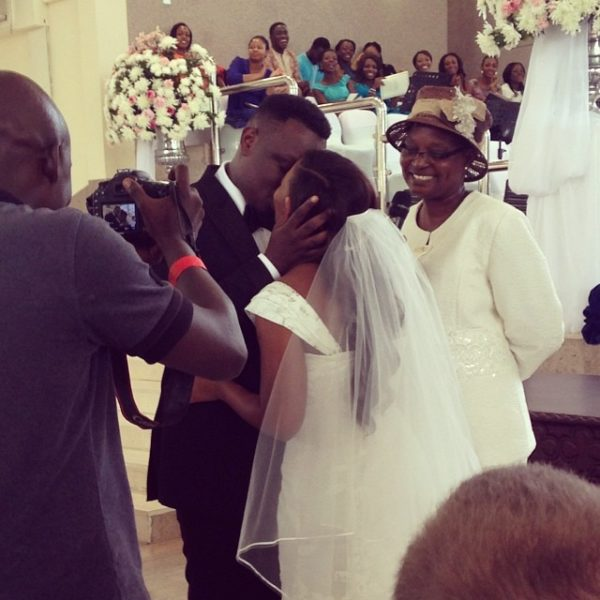 Photos from Dr SID and Simi's wedding