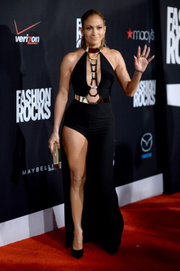 , Stars Rocked the Red Carpet at 'Fashion Rocks!'
