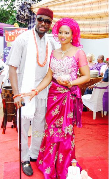 Chisom & Chete Igbo Nigerian Wedding | BellaNaija 2014 - 031