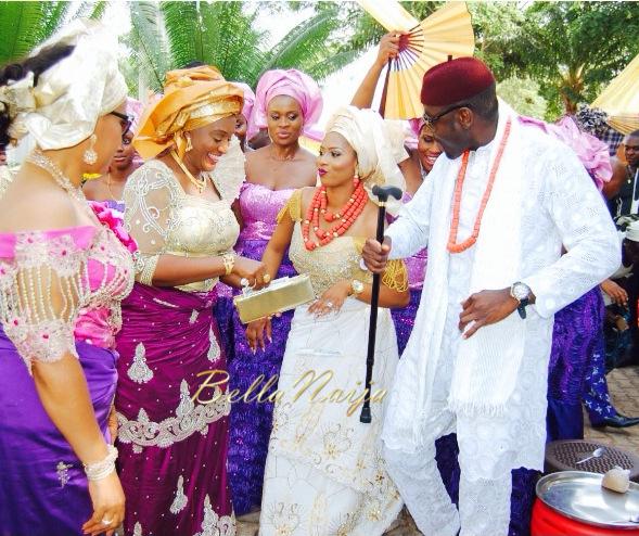Chisom & Chete Igbo Nigerian Wedding | BellaNaija 2014 - 042