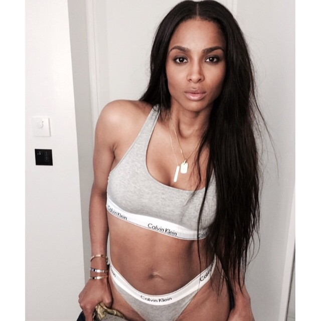 Ciara lost 60 pounds after giving birth | ozara gossip