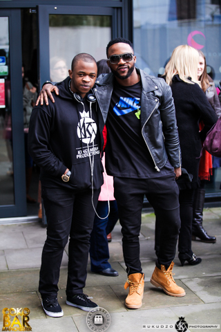 IMG 1891 Iyanya, Tekno, Selebobo, Emma Nyra & Ubi Franklin Take the Streets in Style as UK Tour Begins