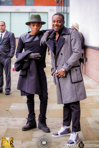 IMG 1909 Iyanya, Tekno, Selebobo, Emma Nyra & Ubi Franklin Take the Streets in Style as UK Tour Begins