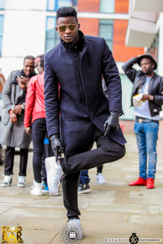 IMG 1915 Iyanya, Tekno, Selebobo, Emma Nyra & Ubi Franklin Take the Streets in Style as UK Tour Begins