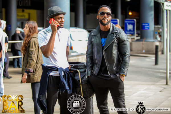 IMG 1928 600x400 Iyanya, Tekno, Selebobo, Emma Nyra & Ubi Franklin Take the Streets in Style as UK Tour Begins