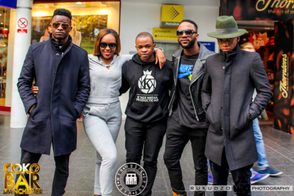 IMG 1968 600x400 Iyanya, Tekno, Selebobo, Emma Nyra & Ubi Franklin Take the Streets in Style as UK Tour Begins
