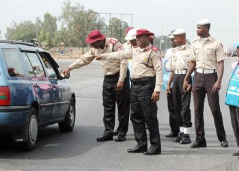 FRSC Says it has the Power to Fine Motorists