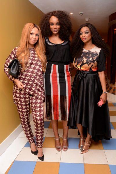 Jania Ochonogor, Ono Bello & Aisha Ugah