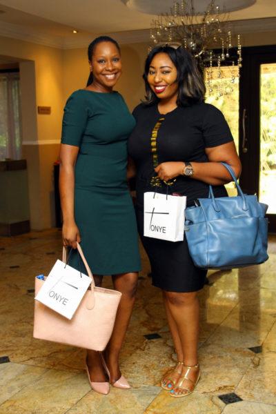 Fatima Garba & Latasha Ngwube