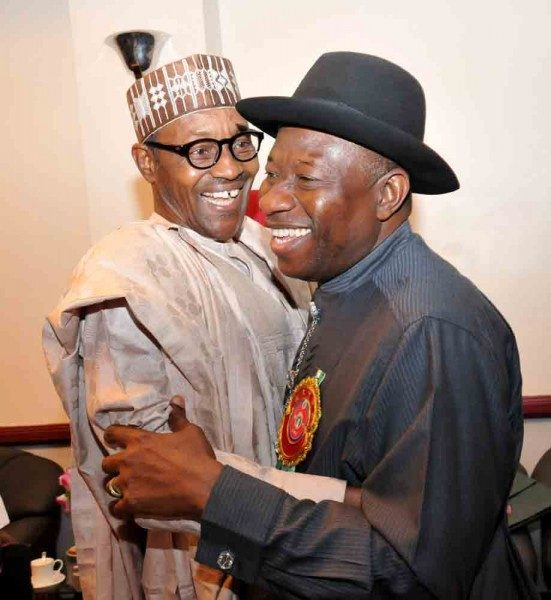 Image result for gej and buhari