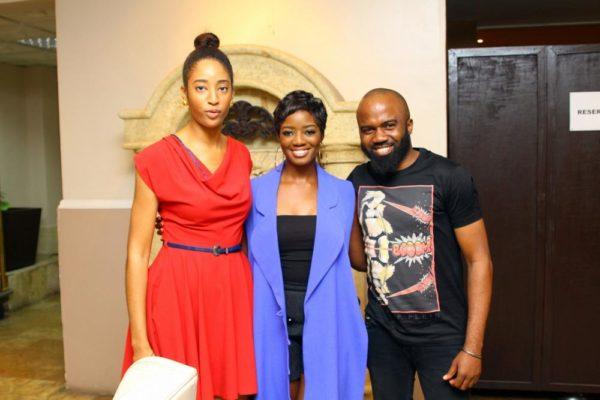 Samantha Dimka, Tonye & Noble Igwe