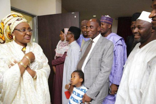 Aisha Buhari Victory