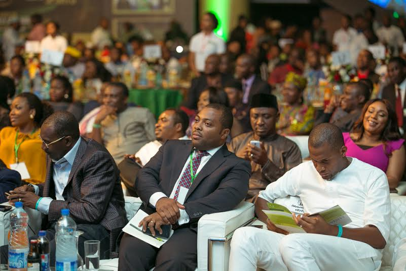 An Evening with the President of the Federal Republic of Nigeria - BellaNaija - March2015002