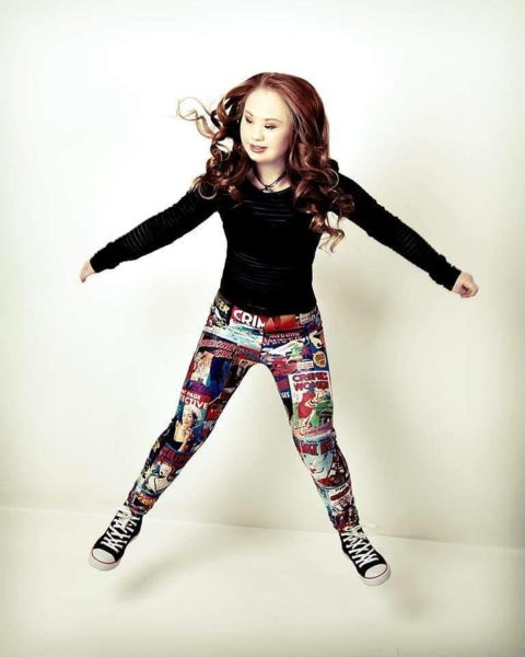 Madeline Stuart - BellaNaija - May 2015'