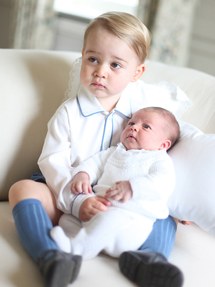 Prince George & Princess Charlotte - 04