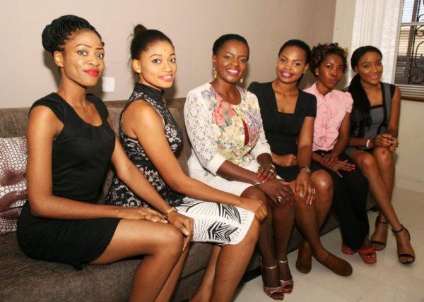 Zigona Travel Crew: From Left; Chika, Winifred, Ngozi Ngoka, Oluchi, Jisola, Gift