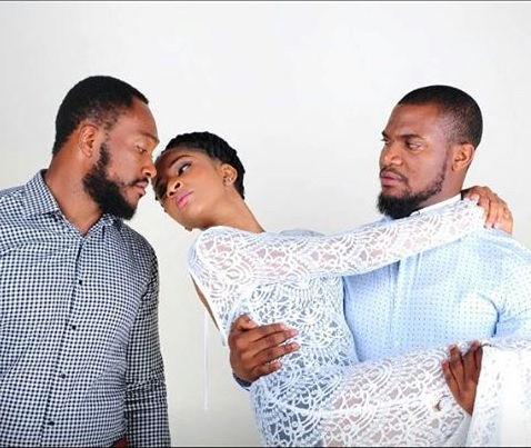 Falling Nollywood Movie Adesua Etomi 5