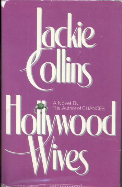 Classic Jackie Collins novel