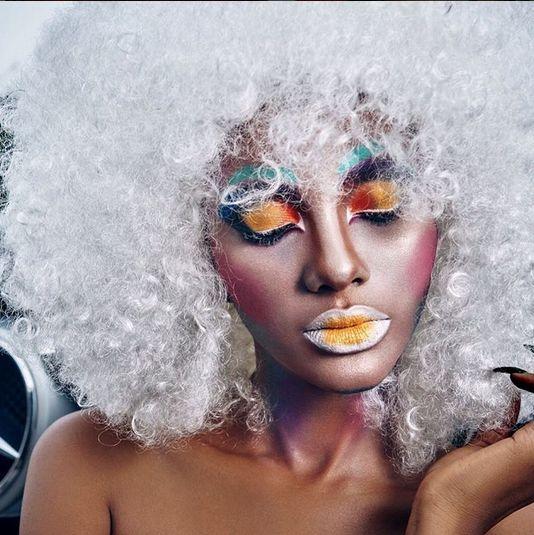 Makeup by Caroline Danjuma - BellaNaija - September 2015