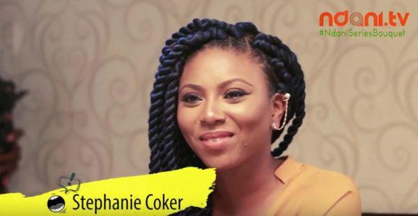 Stephanie Coker