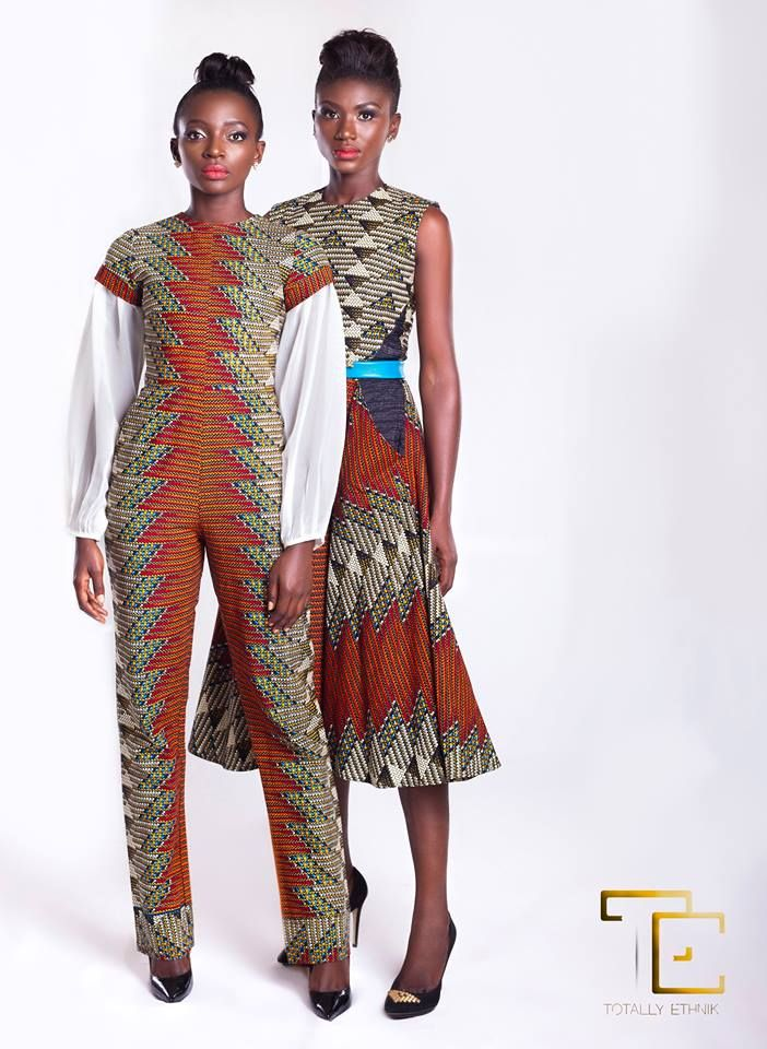 Totally Ethnik Fall 2015 Collection Lookbook - Bellanaija - October017