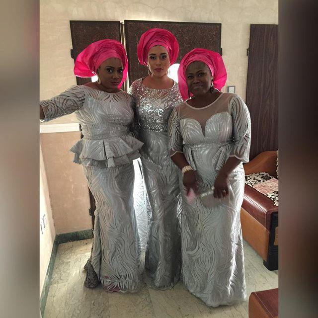 Julie Odia, Adunni Ade & Uche Jombo-Rodriguez