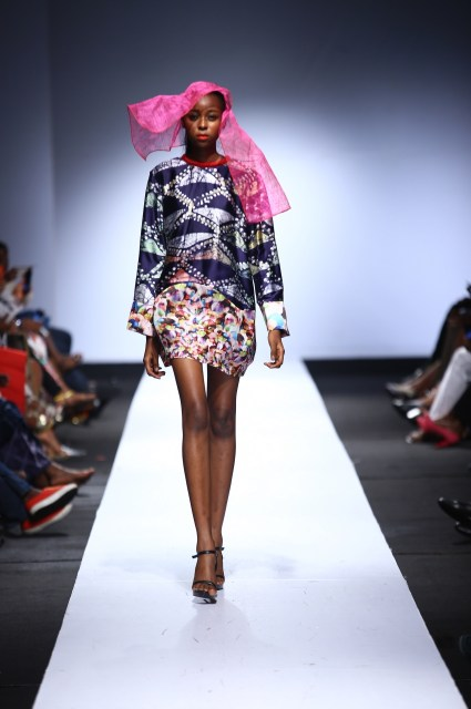 Heineken Lagos Fashion & Design Week 2015 Lanre DaSilva Ajayi - BellaNaija - October 2015